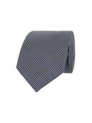 Klasyczny krawat z jedwabiu Monti