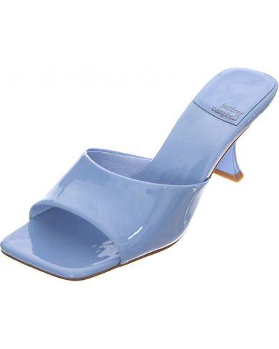 Sandały - niebieskie Jeffrey Campbell