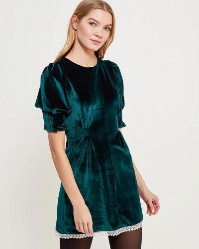 Зеленое платье Sister Jane