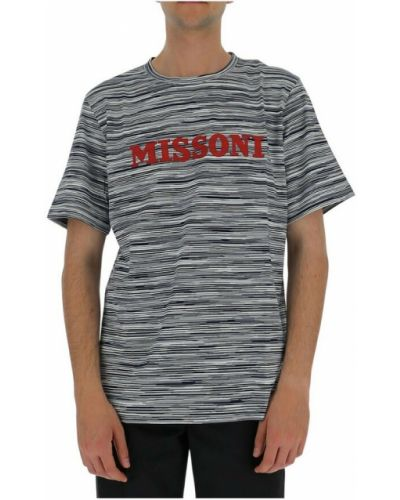 Szara t-shirt Missoni