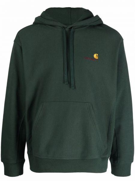 Пуловер длинный - зеленый Carhartt Wip