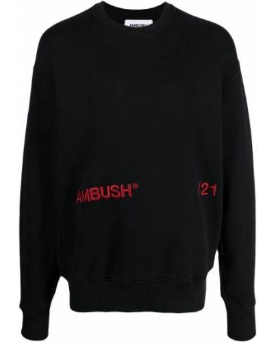 Czarna bluza dresowa Ambush
