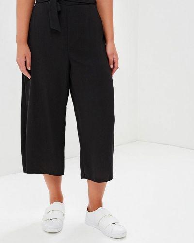 Черные брюки прямые Dorothy Perkins Curve