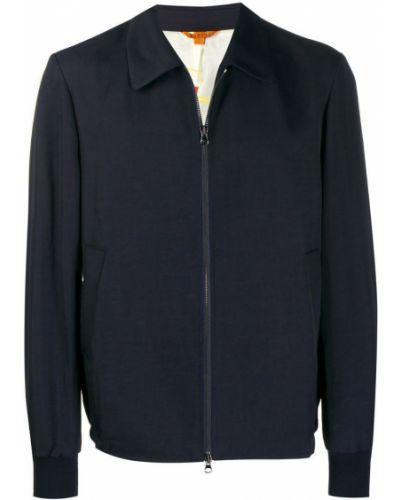 Длинная куртка льняная с манжетами Barena