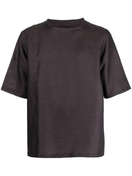 Koszula krótkie z krótkim rękawem prosto przeoczenie Costumein
