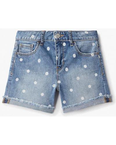 Шорты джинсовые синий Gap