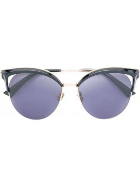 Черные солнцезащитные очки металлические Bolon