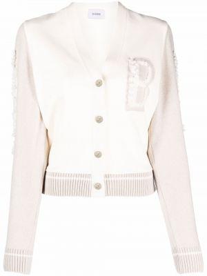 Biały sweter bawełniany Barrie