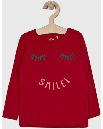 Блуза красная Name It