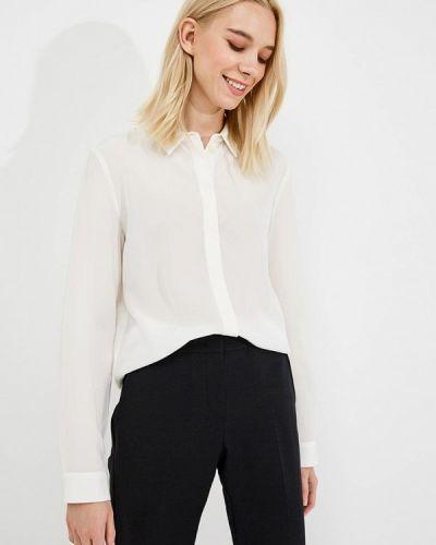 Белая блузка осенняя Emporio Armani