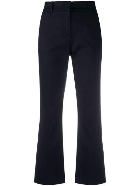 Укороченные брюки - синие Department 5