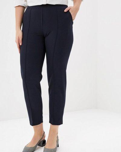 Классические брюки польский синие Maison Sophie