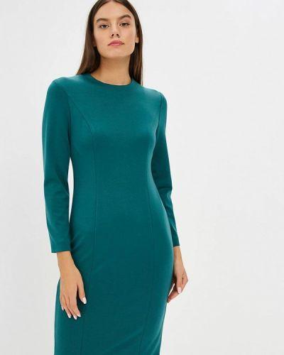 Прямое платье - зеленое Freespirit