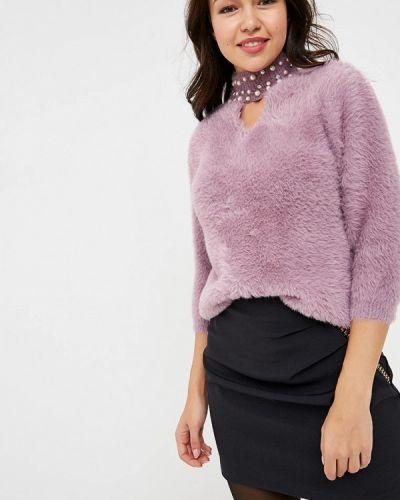 Фиолетовый свитер Love Republic