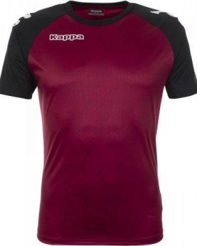 Спортивная футболка красный плоский Kappa