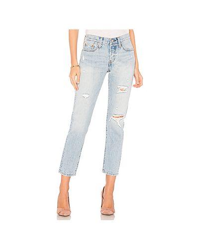 Зауженные джинсы 501 Levi's®