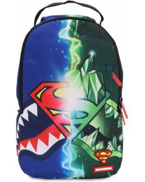 Plecak z logo brezentowy Sprayground