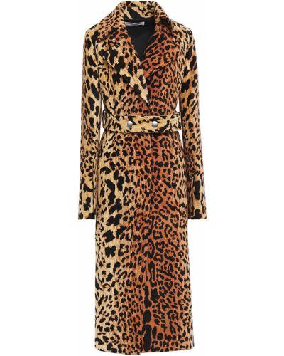 Акриловое пальто с карманами Victoria Beckham