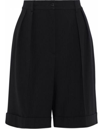Черные шорты с карманами Michael Kors Collection