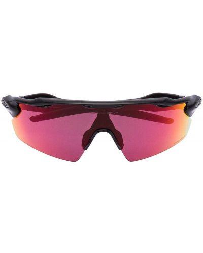 Czarne okulary z akrylu Oakley