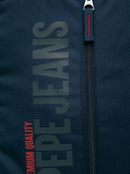 Джинсовый рюкзак Pepe Jeans