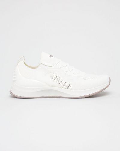 Ботинки белые текстильные Tamaris