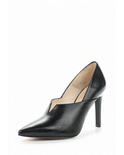 Черные туфли Zign