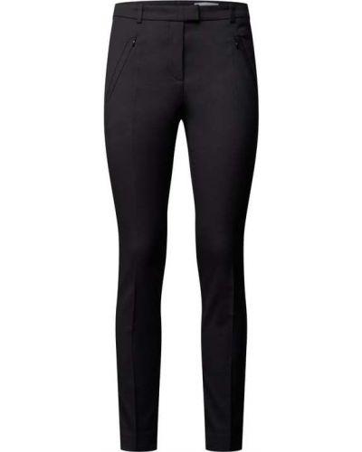 Czarne spodnie materiałowe Boss