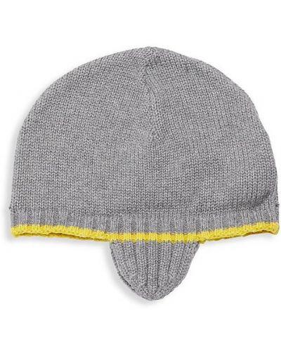 Prążkowany kapelusz bawełniany Stella Mccartney