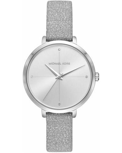 Zegarek srebrny Michael Kors