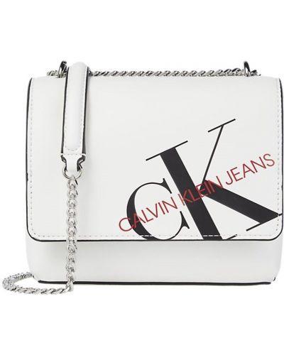 Szelki srebrne Calvin Klein