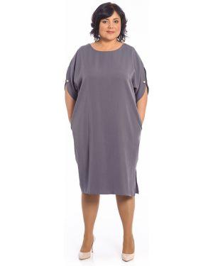 Вечернее платье повседневное классическое Merlis