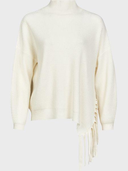 Кашемировый свитер - белый Vicolo