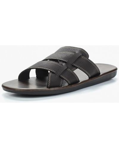 Коричневые сандалии Patrol