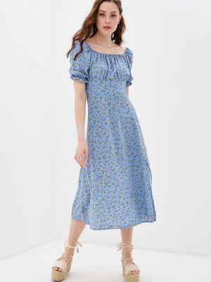 Платье с открытыми плечами Imocean