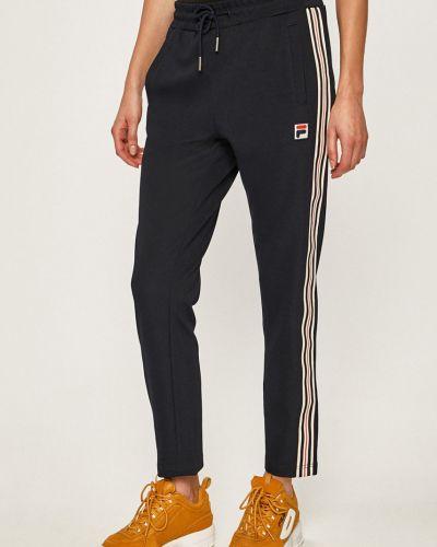 Sportowe spodnie z wzorem Kobza Fila