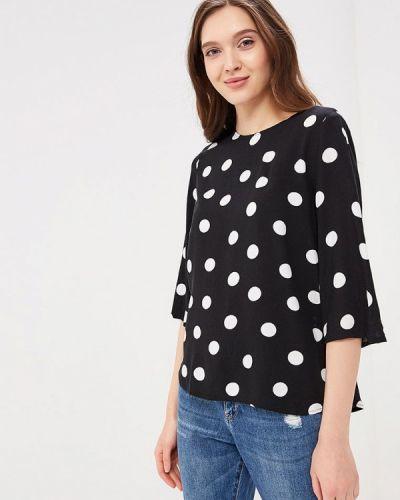 Черная блузка Jacqueline De Yong