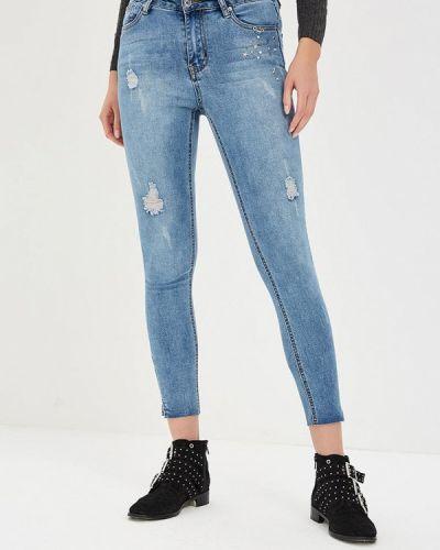 Голубые джинсы Jennyfer