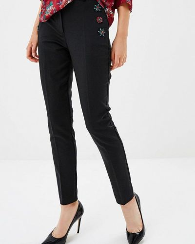 Черные классические брюки Zarina