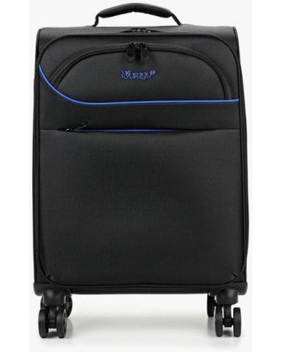 Черная дорожная сумка Verage