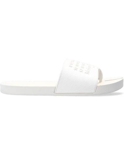 Białe sandały Maison Margiela