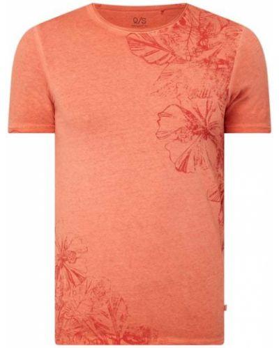 T-shirt z printem Q/s Designed By