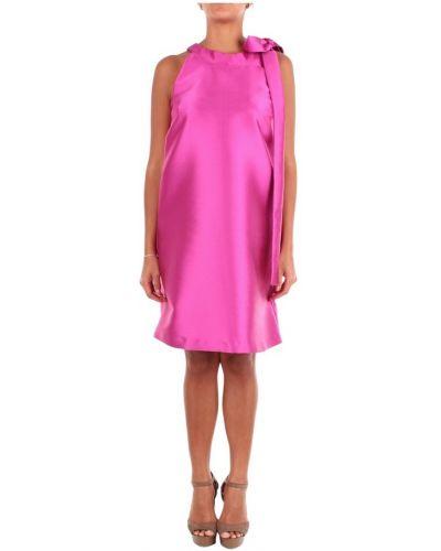 Fioletowa sukienka Maesta
