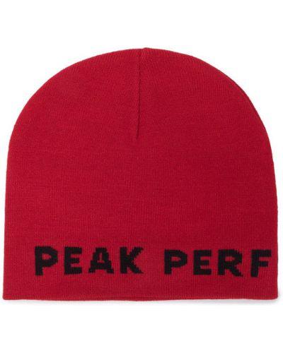 Czapka - czarna Peak Performance