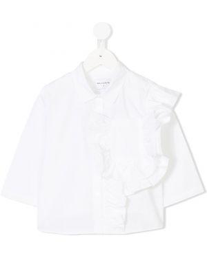 Белая блуза Wolf & Rita