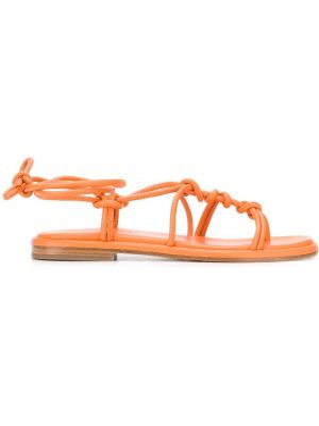 Сандалии на каблуке Hereu