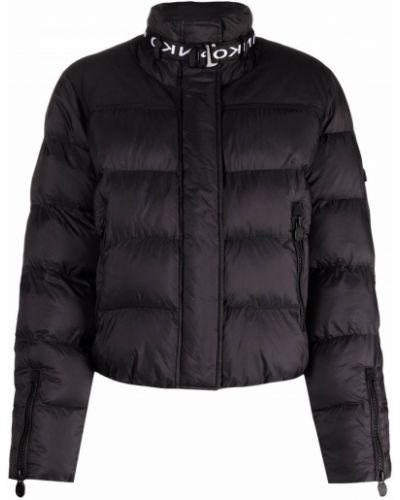 Длинная куртка - черная Pinko