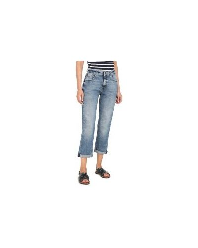 Синие джинсы Tommy Jeans