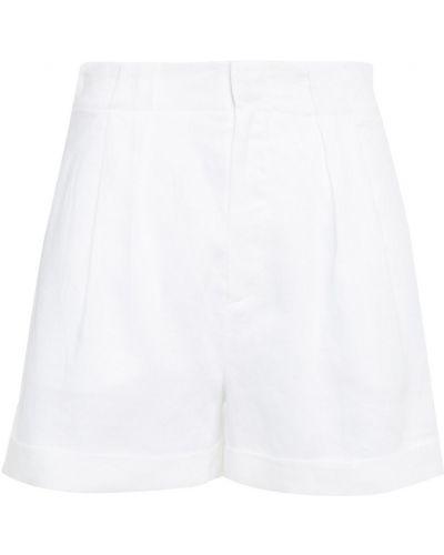 Белые шорты с карманами Equipment