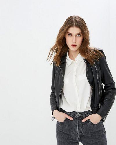 Черная куртка Oakwood